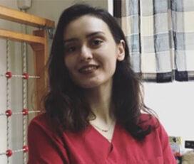 Ergoterapist Rabia Tuğçe KARAMAN