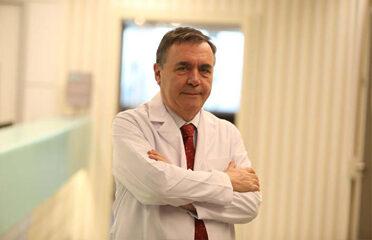 Psikiyatrist Prof.Dr. Hüsnü ERKMEN