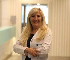 Psikiyatrist Prof. Dr. H. Nesrin DİLBAZ
